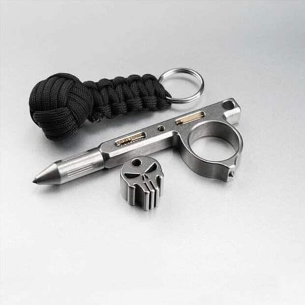 7 модификаций повседневных вещей, которые можно использовать как средство самообороны