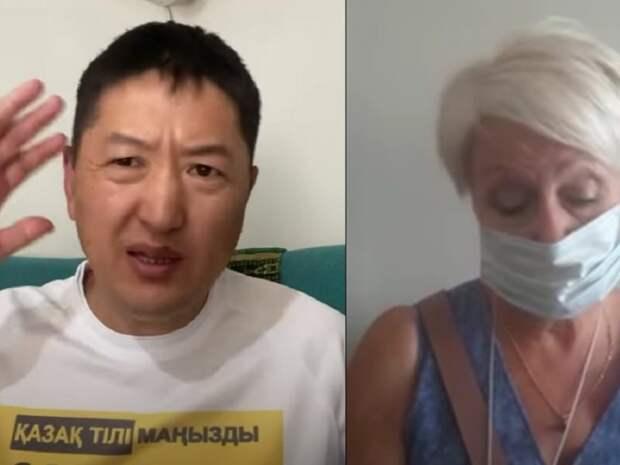 В Казахстане сейчас разгорается скандал с так называемыми «языковыми патрулями», заставлявшими русских граждан извиняться...