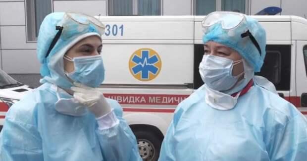 Зеленский: Коронавирусом может заболеть половина населения Украины