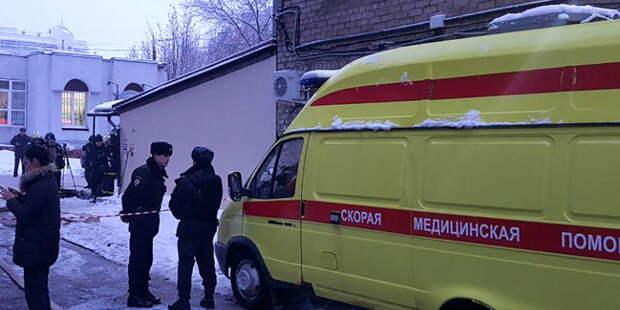 Минздрав: при прорыве трубы в Перми погиб ребенок