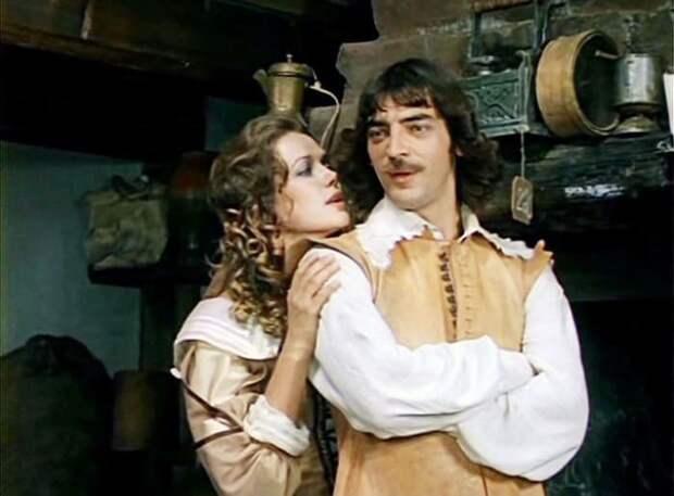 Кадр из фильма *Д'Артаньян и три мушкетера*, 1978 | Фото: kino-teatr.ru