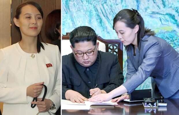 Чем известна красавица-сестра Ким Чен Ына, и Почему она станет правителем Северной Кореи