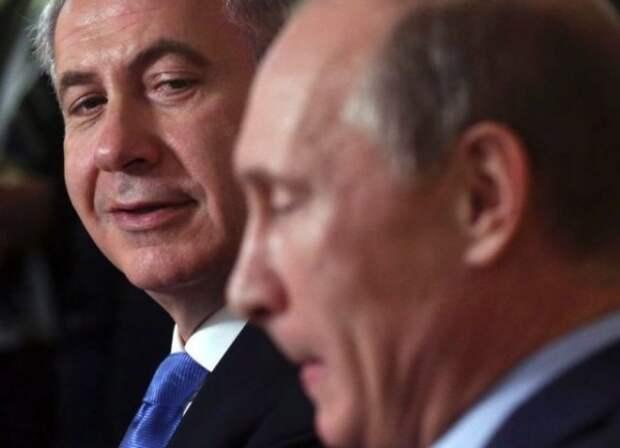 Координация Нетанияху сПутиным «сводит иранцев сума»: Израиль вфокусе