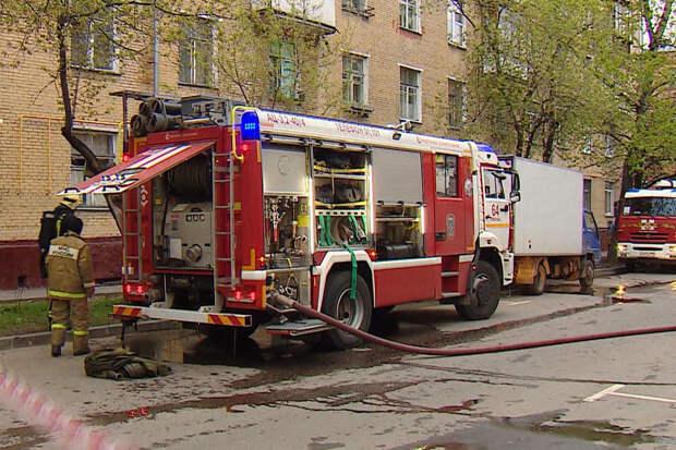 СК завёл уголовное дело после пожара в гостинице «Вечный зов»