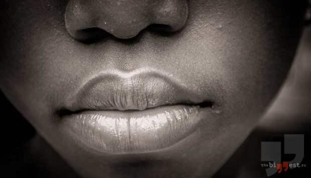 Лицо Африканки. CC0