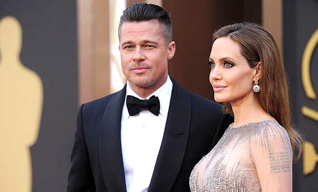 """Инсайдеры о реакции Анджелины Джоли на новый роман Брэда Питта: """"Она просто в ярости"""""""