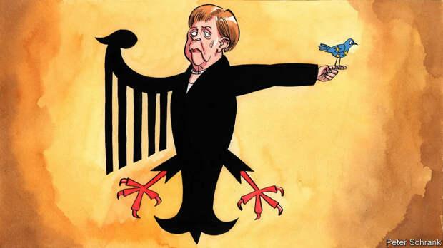 Пора пугать Европу.