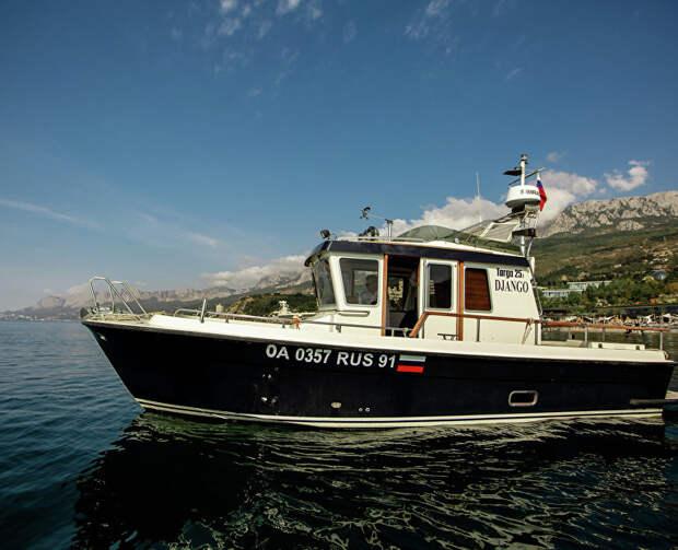 Яхты в Крыму: цены и условия