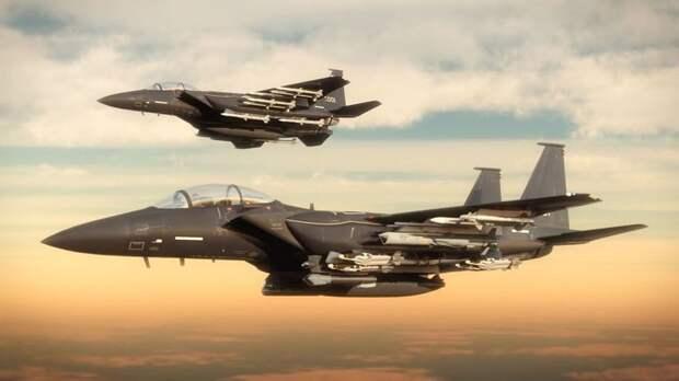 Истребители F-15 Eagle не будут закупаться американской армией. defenseone.com - Американским ВВС не интересны «новые-старые» истребители | Warspot.ru