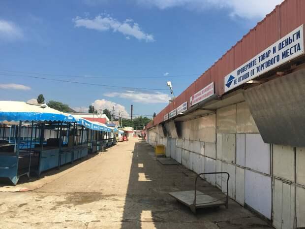 Рынок Керчи возобновляет свою деятельность спустя 11 дней после потопа