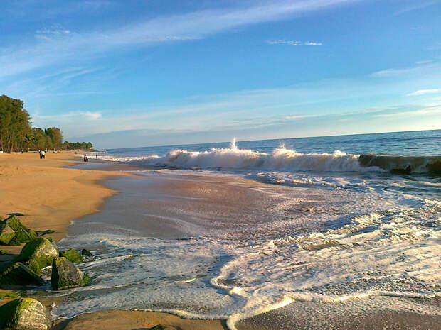 Пляж Капу, Мангалор. Пять чудес Южной Индии