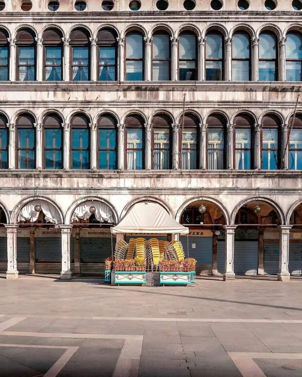 Венеция на фотографиях Марко Гаджио
