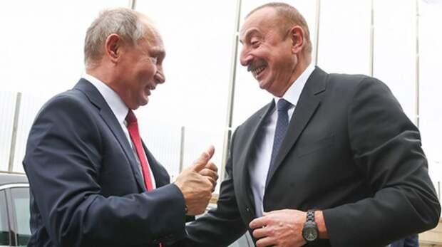 Зачем России нужен Азербайджан