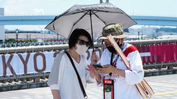 ВЯпонии занеделю более 8000 человек госпитализированы из-за жары