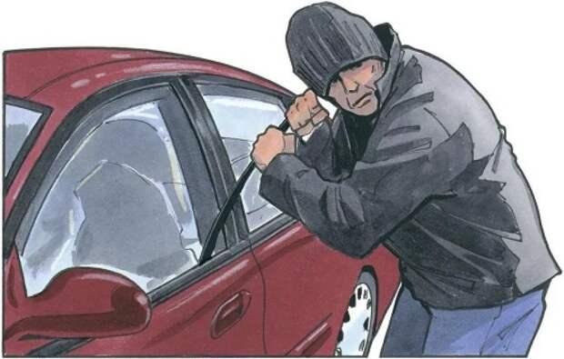 Дёшево и очень сердито. Фельдшер скорой — о том, что отвадит воров от машины.