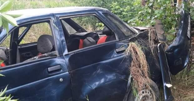 В Можге пьяный подросток после ДТП устроил погоню с полицейскими