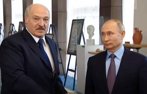 «Мягкая аннексия вместо захвата»: в США раскрыли планы Путина на Белоруссию