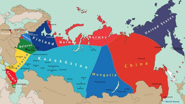 """Ближайшая страна к России, """"объективно ослабевающая держава"""" и борьба с российским гимном"""