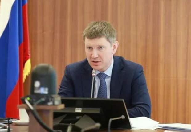В Крым прибыл министр экономического развития  Максим Решетников