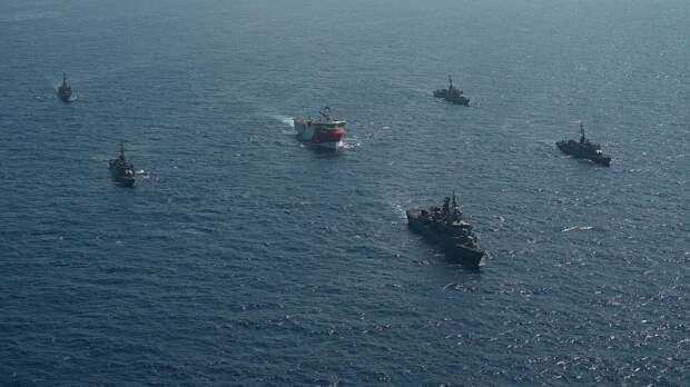 Кризис в Средиземном море