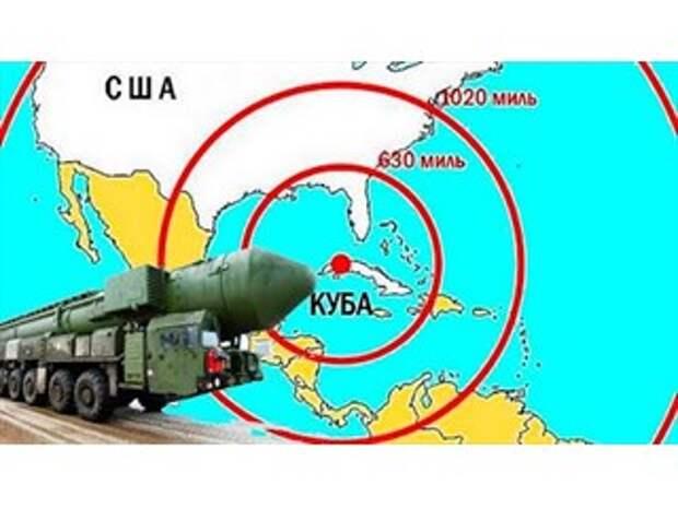 Россия возвращает ракеты на Кубу и США не смогут этому помешать
