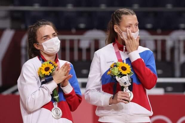 Российская команда заняла третье место по количеству наград на токийской Олимпиаде