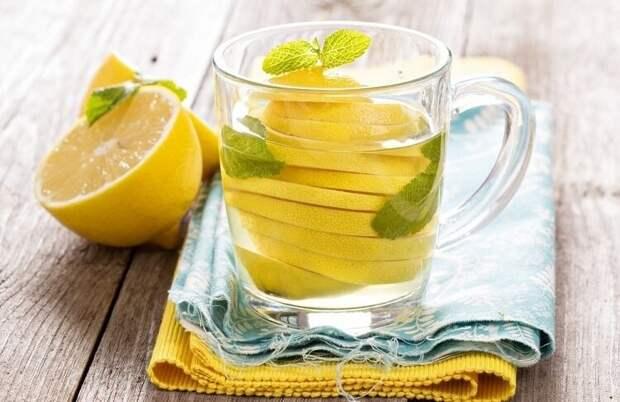 Сварите лимоны вечером и пейте жидкость, когда проснетесь…