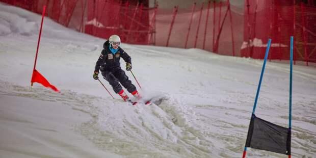Спортсмены из Москвы завоевали 22 медали на III Всероссийской зимней спартакиаде инвалидов / Фото: М.Денисов, mos.ru