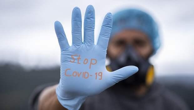 В Подмосковье разработают проект по поддержке учреждений, которые борются с Covid‑19