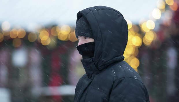 «Желтый» уровень опасности из‑за ветра продлили в Московском регионе на 16 февраля