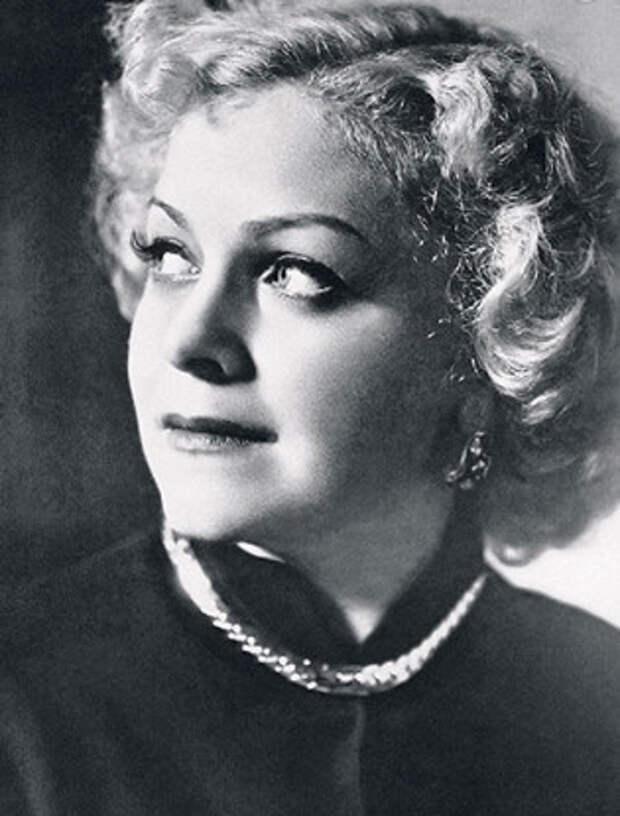 Богини советского чёрно-белого кинематографа