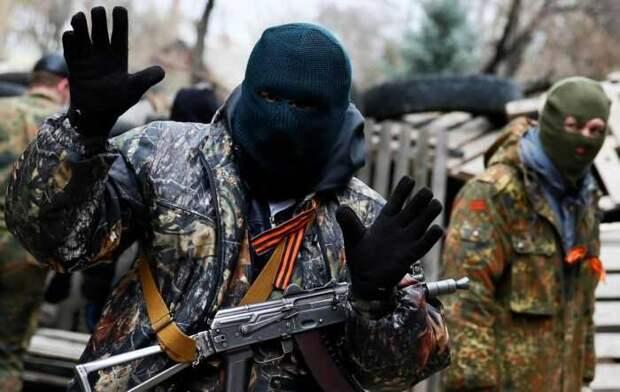 Беспилотник, похожий на турецкий Bayraktar TB2, нанёс удар по позициям НМ ДНР