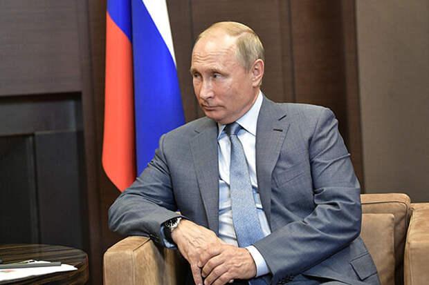 Владимир Путин (президент)