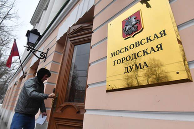 Валентин Горбунов объяснил неадекватное поведение «независимых» кандидатов в Мосгордуму
