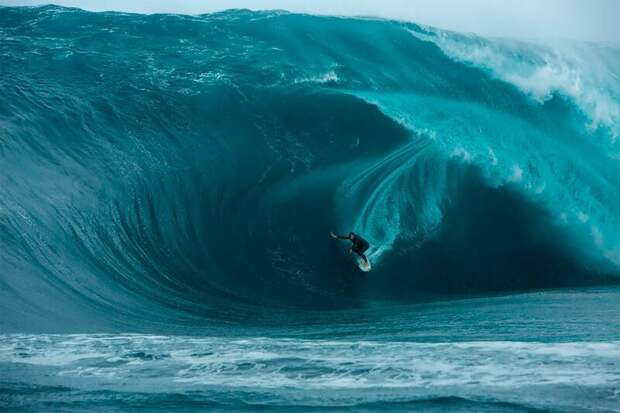 Волны, серфинг, океан: лучшие фото с конкурса Nikon Surf Photography Awards 2020