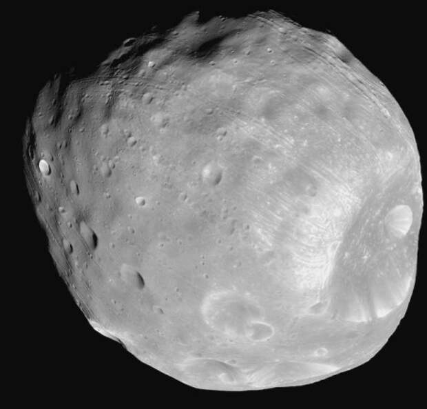 Фобос – таинственный спутник Марса