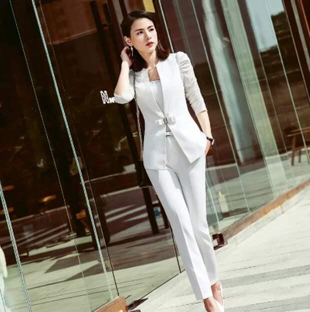 6 правил, следуя которым вы будете выглядеть притягательно в деловом костюме