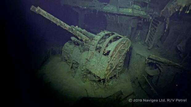 Гроза над океаном. Как был потоплен линкор «Ямато»