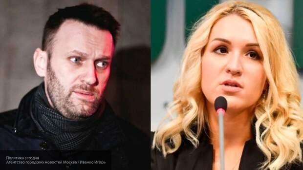 Личный офтальмолог Навального попалась на лжи о прошлогоднем «отравлении» блогера
