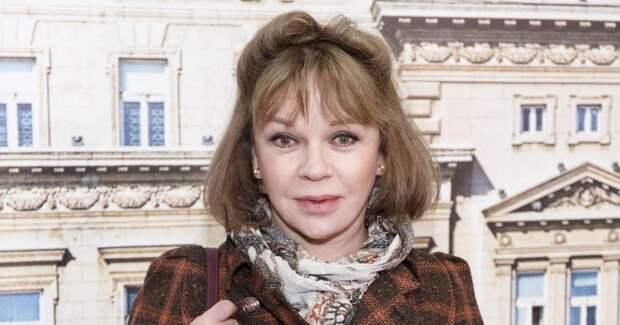 Елена Валюшкина сменила имидж ради роли