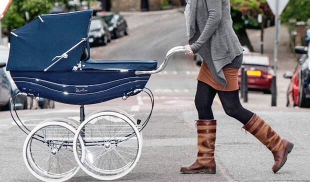 В Петербурге две дамы с помощью коляски украли товары на полтора миллиона
