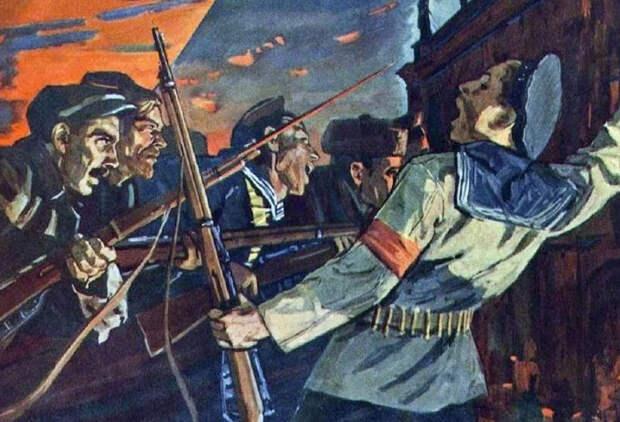 Восставший Кронштадт. Главная тайна СССР.