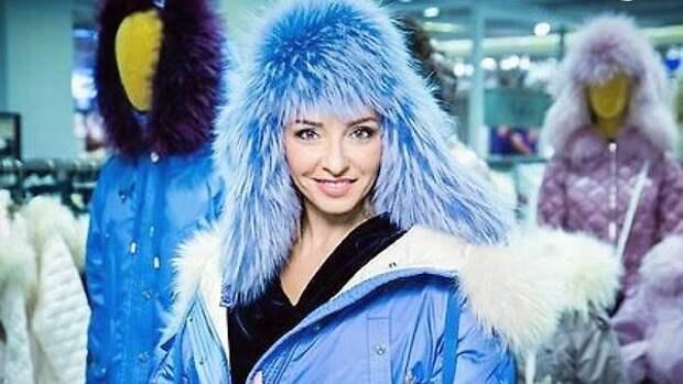 Татьяна Навка подготовилась к Новому году