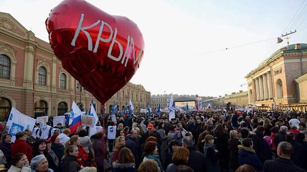19 апреля, «День принятия Крыма». Как полуостров стал наш