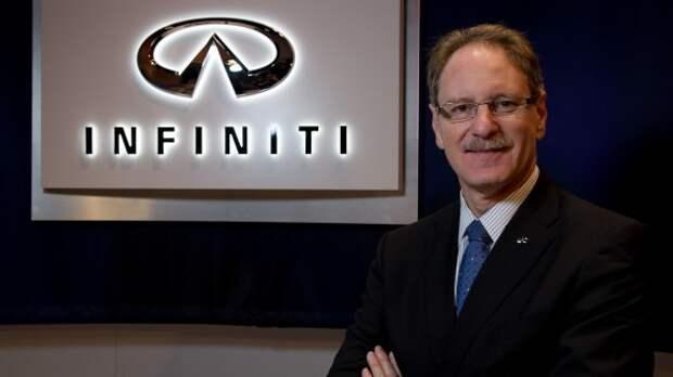 Глава Infiniti ушел в отставку