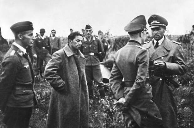 Яков Джугашвили: что сын Сталина рассказал немцам на первом допросе