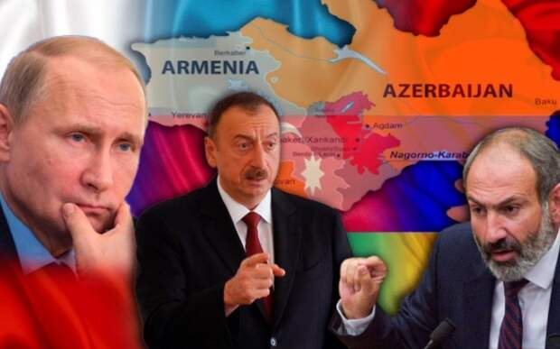 Армения заплатила за избрание Пашиняна Карабахом