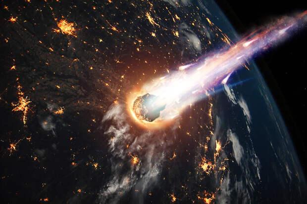 Метеорит взорвался в атмосфере над Камчаткой