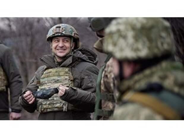 «Маленькая победоносная война» атамана Зеленского