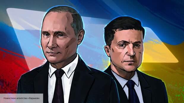 Гордон оценил возможность Зеленского договориться с Путиным по Донбассу